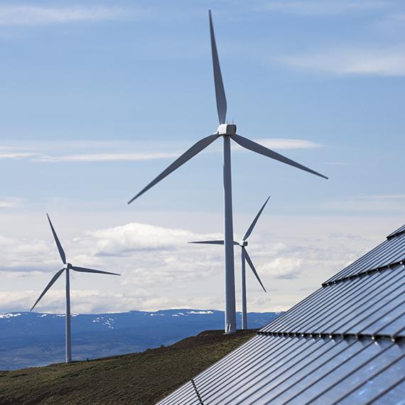 L'énergie GPL accompagne le développement des énergies renouvelables