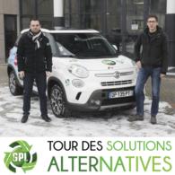 «Les carburants verts font un tour de France»