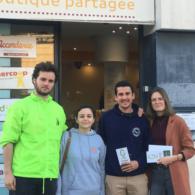 «Montpellier : quatre étudiants à la découverte de solutions éco-responsables»