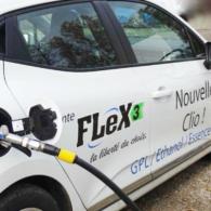 Borel lance sa nouvelle technologie FLeX3 essence, GPL & E85 !