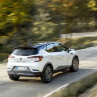 «Renault Captur : un nouveau moteur GPL»